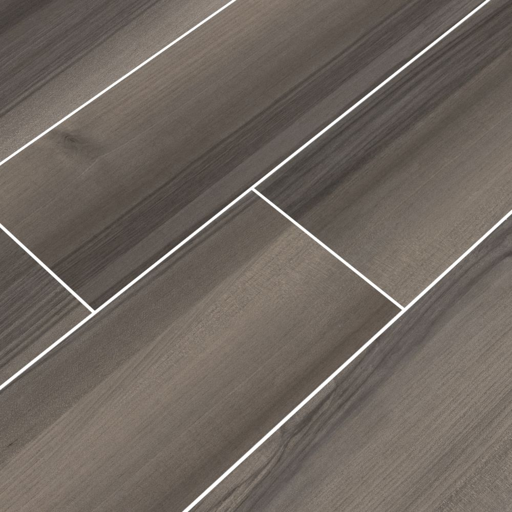 Acazia Blackwood 6x36 Matte Ceramic Tile