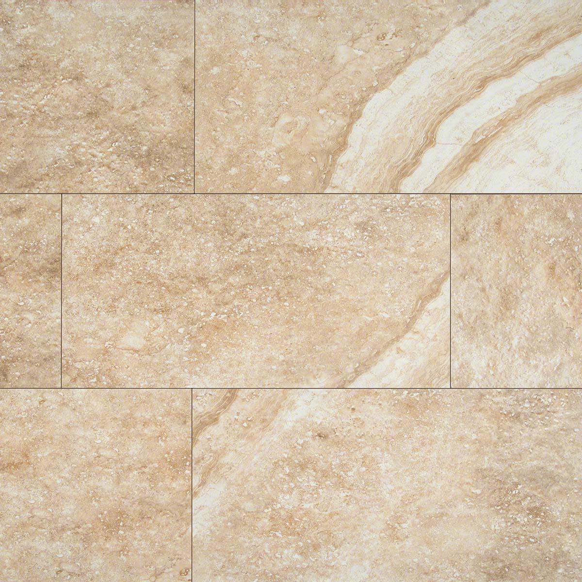 Bergamo Gris 12X24 Matte Ceramic Floor and Wall Tile