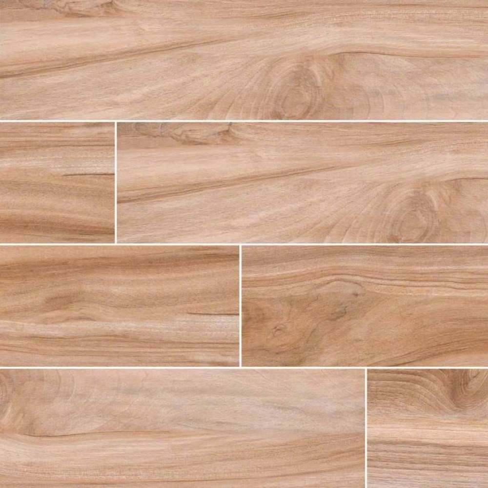 Aspenwood Amber 9X48 Porcelain Tile