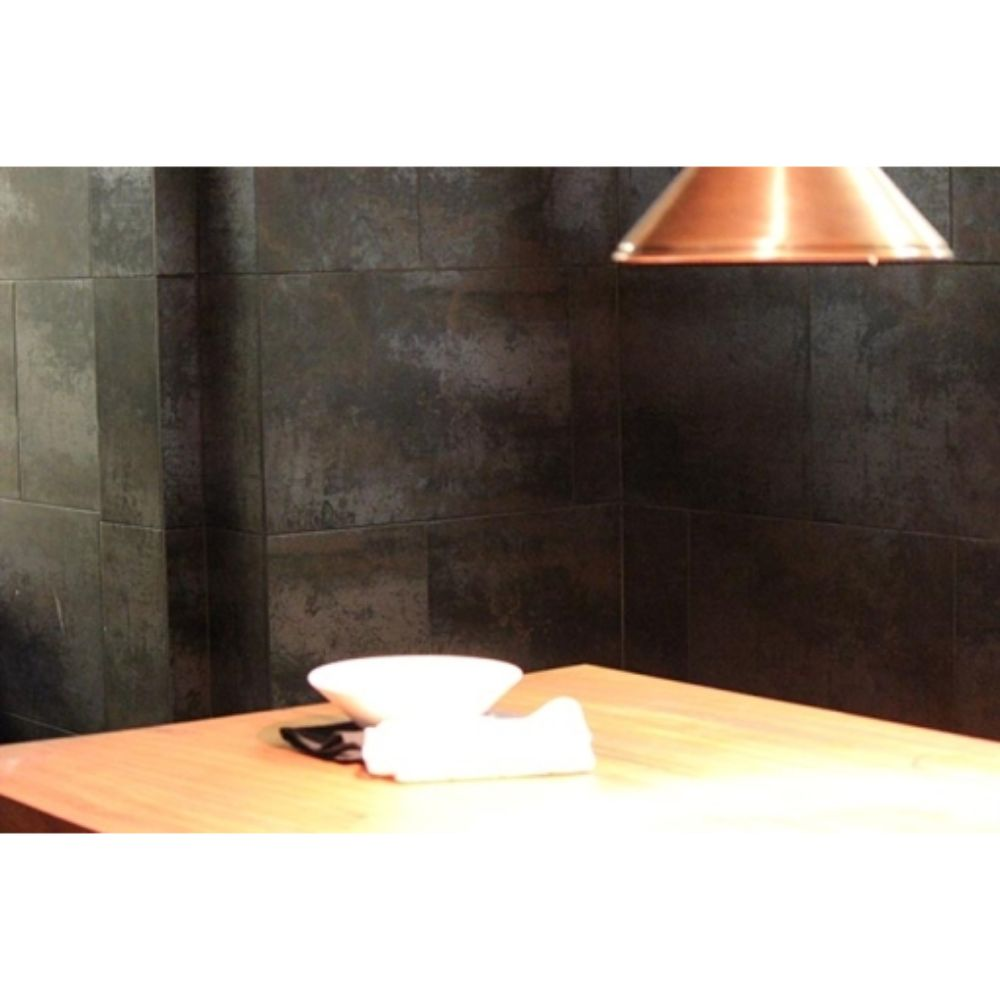 Antares Nickel Coal 16X24 Matte Porcelain Tile
