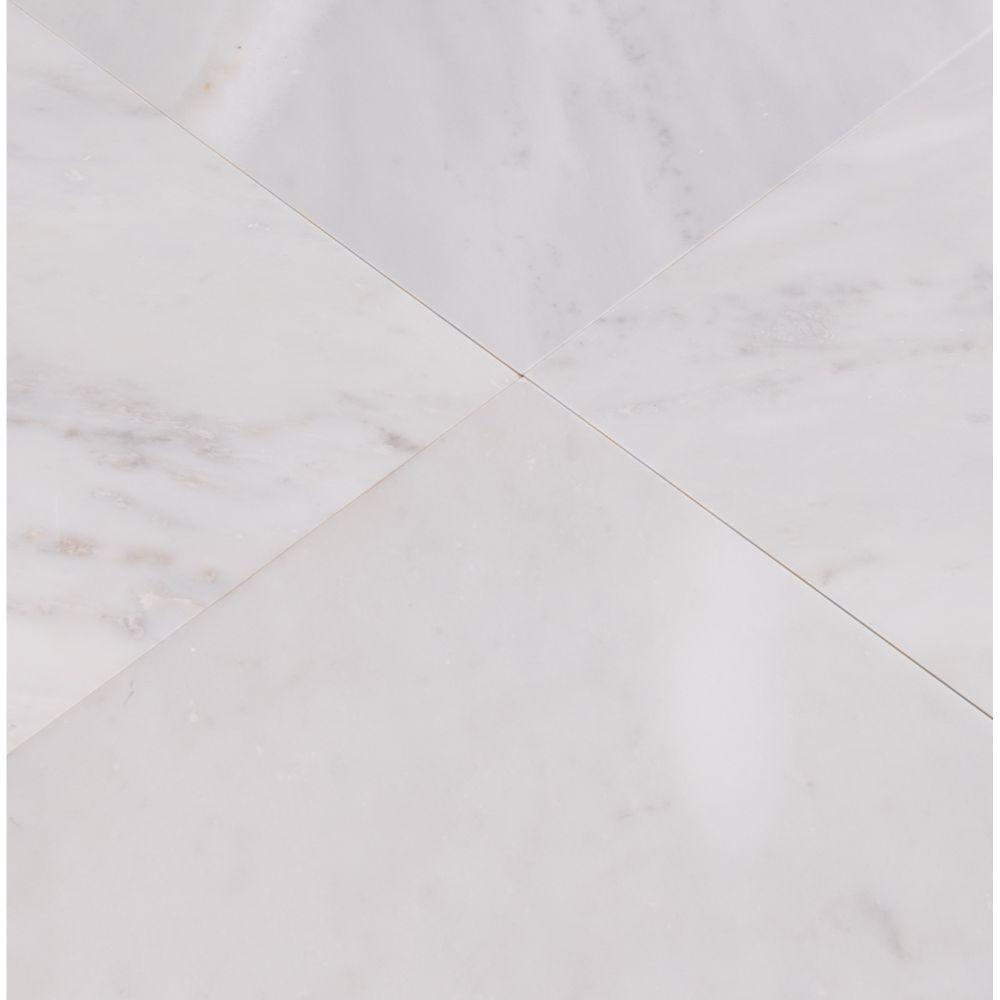 Arabescato Carrara 12X12 Honed