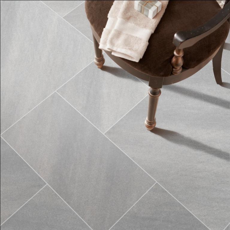 Arterra Fossil Snow Matte Pattern Porcelain Pavers