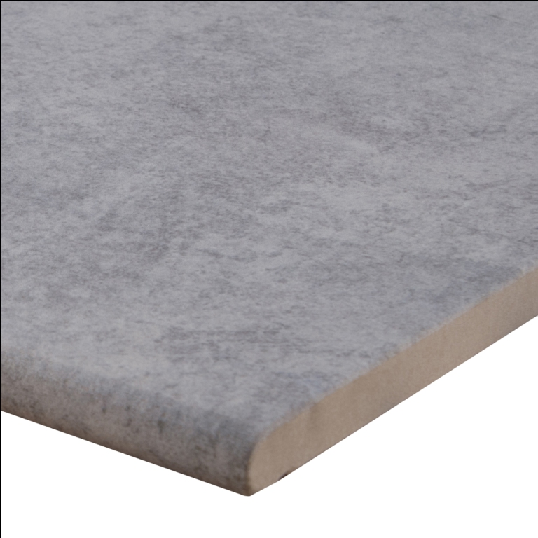 Beton Grey 13X24 One Long Side Bullnose Pool Coping