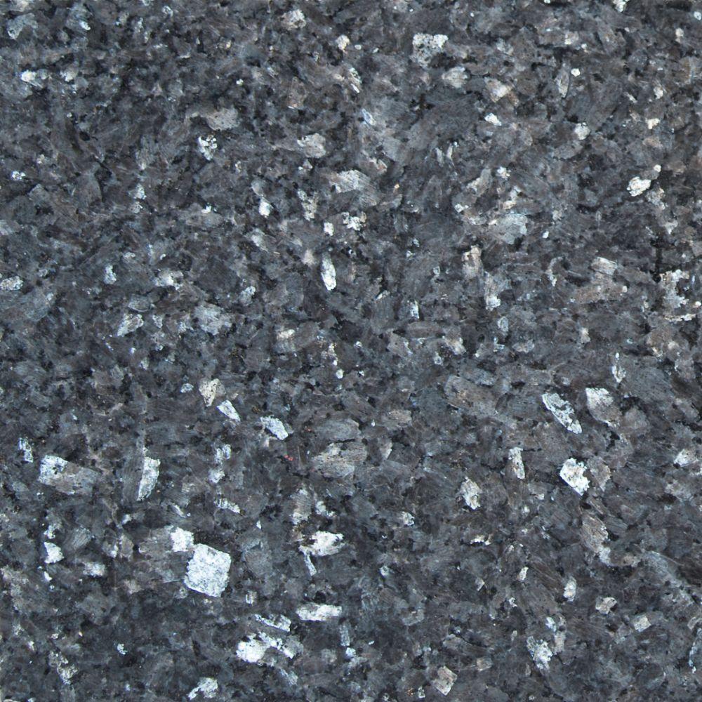 Blue Pearl Granite Tile 12X12 Polished
