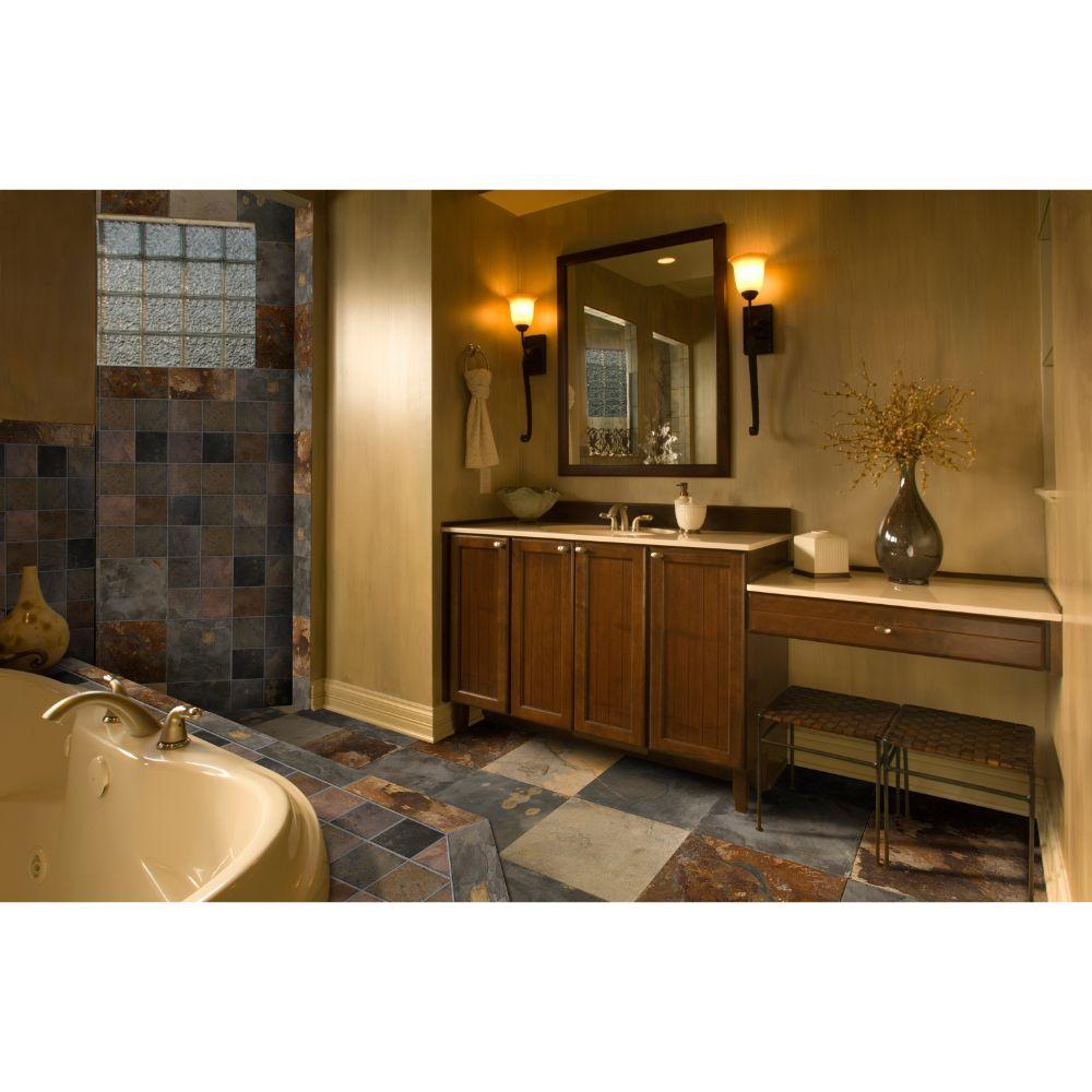 California Gold Classic 12x12 Gauged Slate Tile