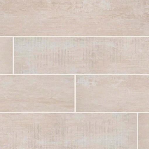 Capella Birch 6X40 Matte Porcelain Tile