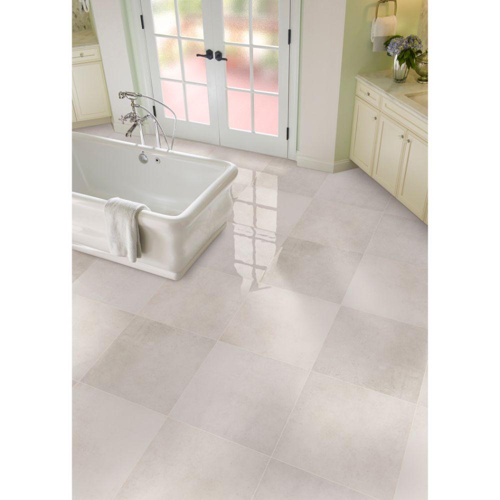 Capella Talc 24X24 Matte Porcelain Tile