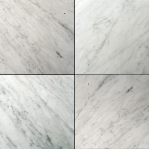 Carrara White CD 12x12 Polished