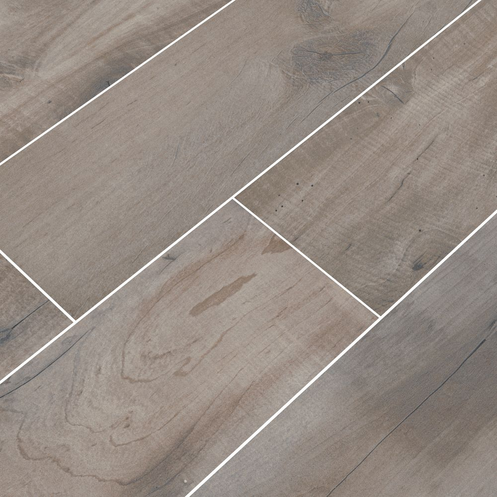 Country River Stone 6X36 Matte Porcelain Tile