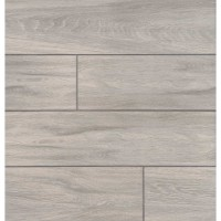 Balboa Ice 6X24 Matte Wood Look Ceramic Tile
