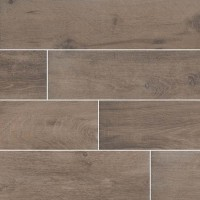Cottage Brown 8x48 Matte Wood Look Porcelain Tile