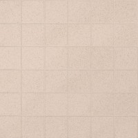 Optima Cream 2X2 Polished Ceramic Mosaic