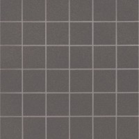 Optima Graphite 2X2 Polished Ceramic Mosaic