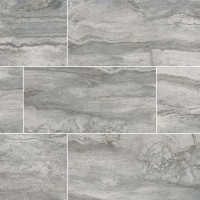 Pietra Bernini Carbone 18X18 Matte Ceramic Tile