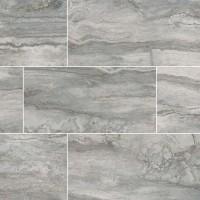 Pietra Bernini Carbone 18X18 Matte Ceramic Tile