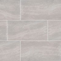 Praia Grey 12X24 Polished Porcelain Tile