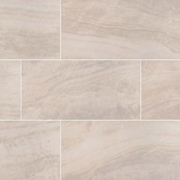 Praia Crema 12X24 Polished Porcelain Tile