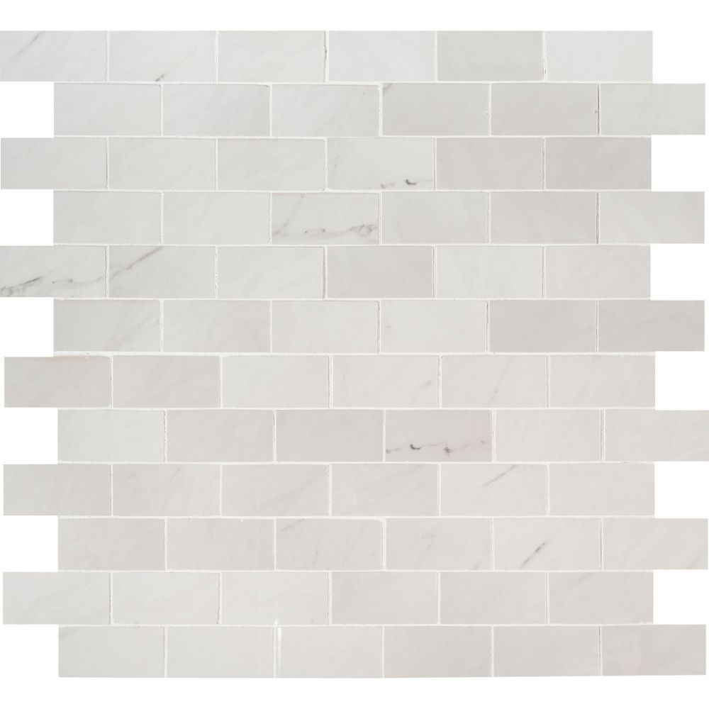 Aria Ice 2X4 Polished Mosaic