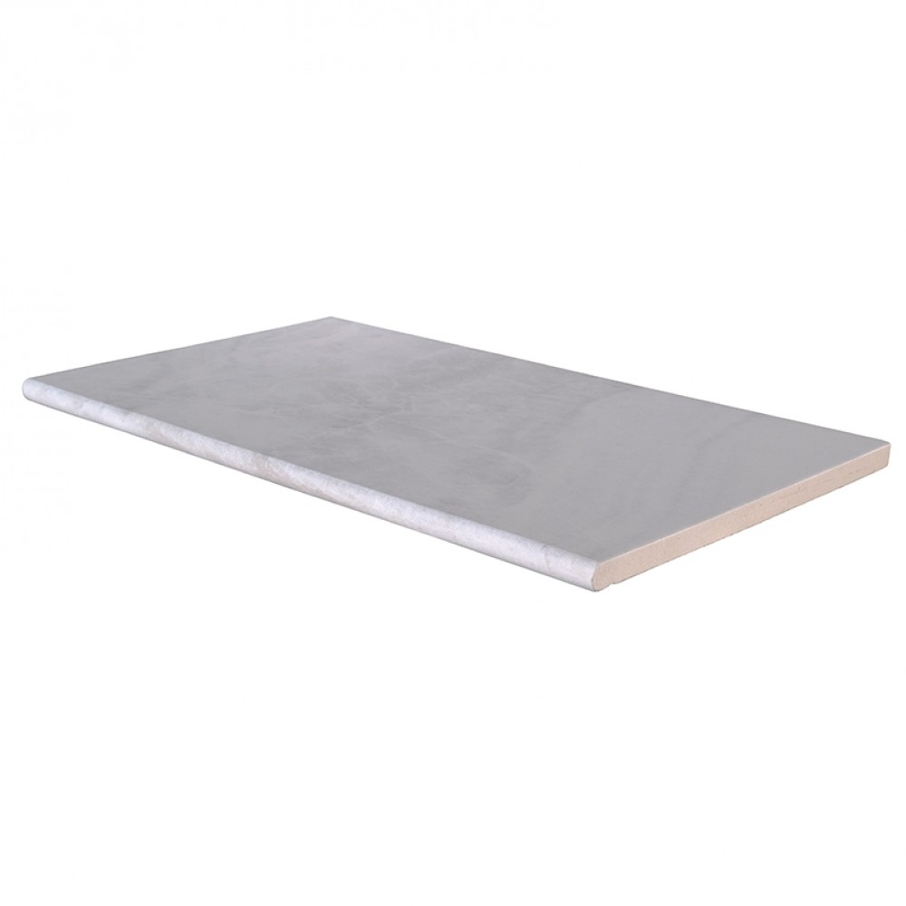 Arterra Praia Grey 13X24 One Long Side Bullnose Pool Coping