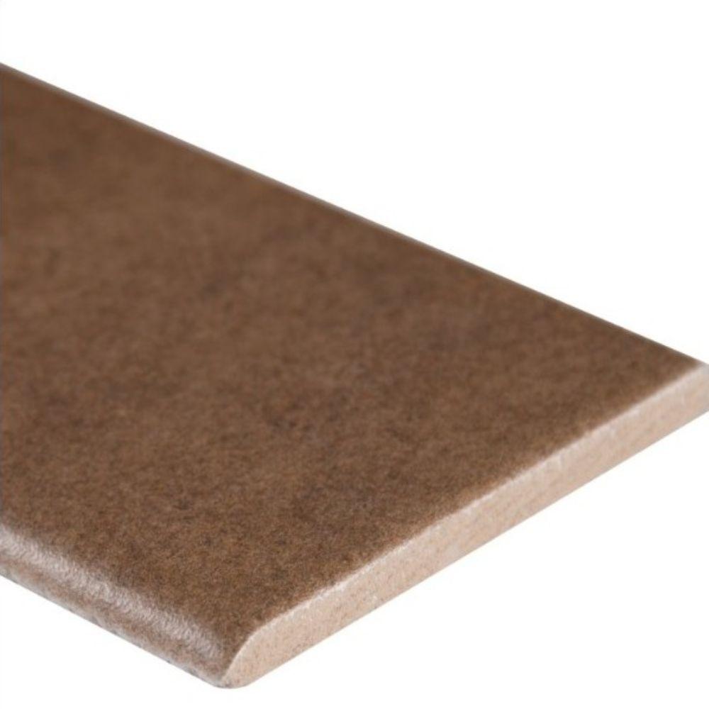 Capella Clay 3X18 Matte Bullnose