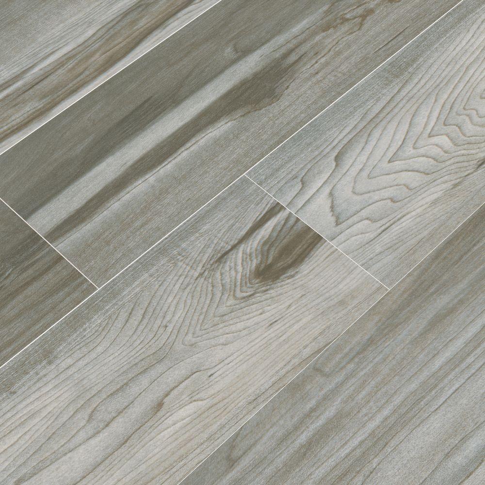 Carolina Timber Grey 6X36 Matte Ceramic Tile