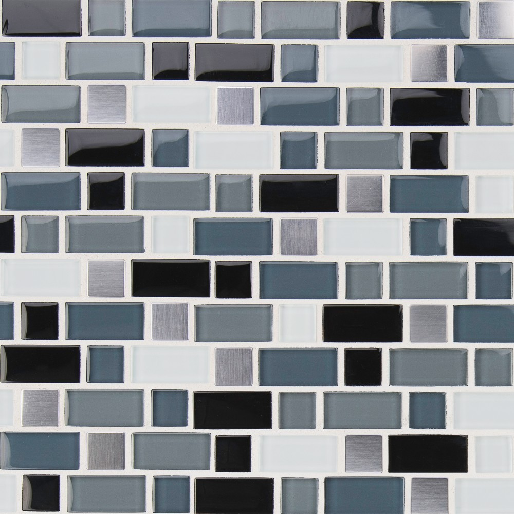 Crystal Cove Blend 8MM Mosaic