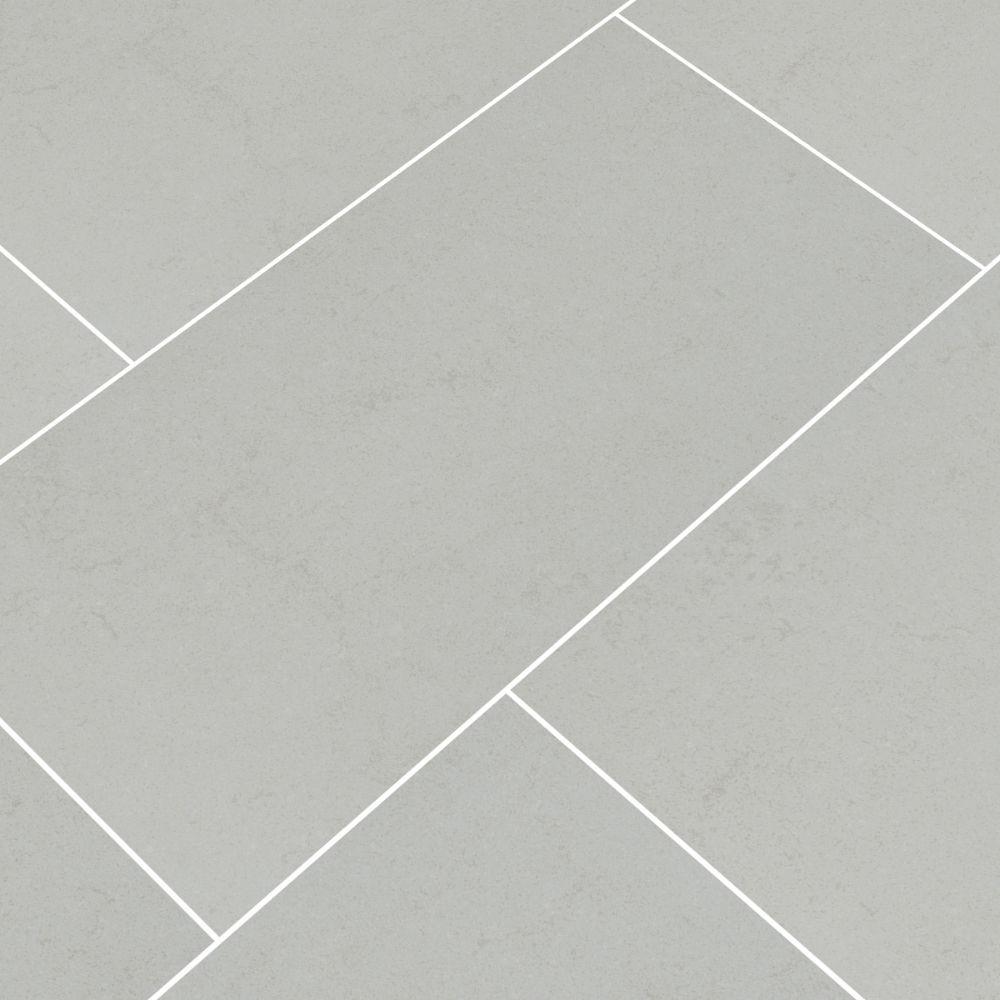 Dimensions Glacier 12X24 Matte Porcelain Tile