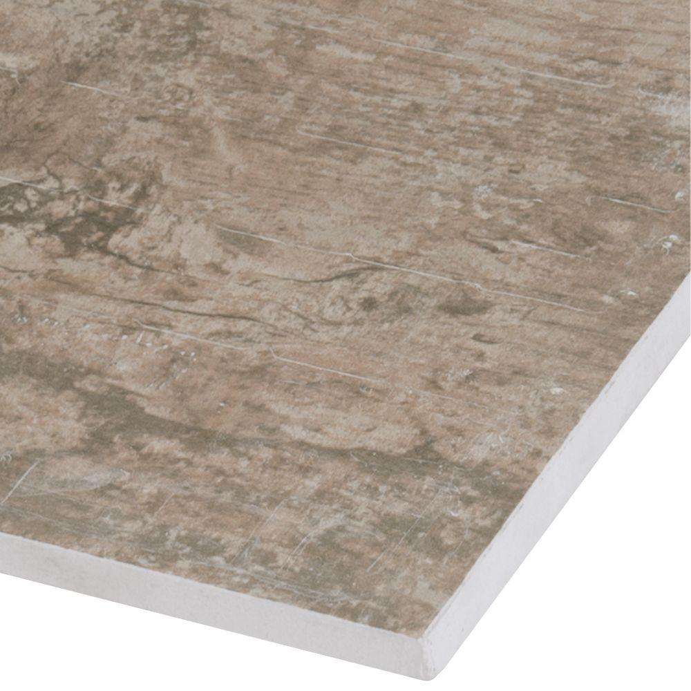 Eco Wood Copper 6X24 Matte Porcelain Tile