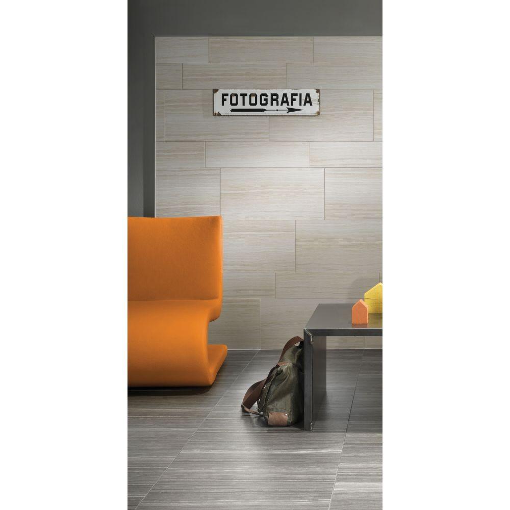 Eramosa White 12x24 Matte Porcelain Tile