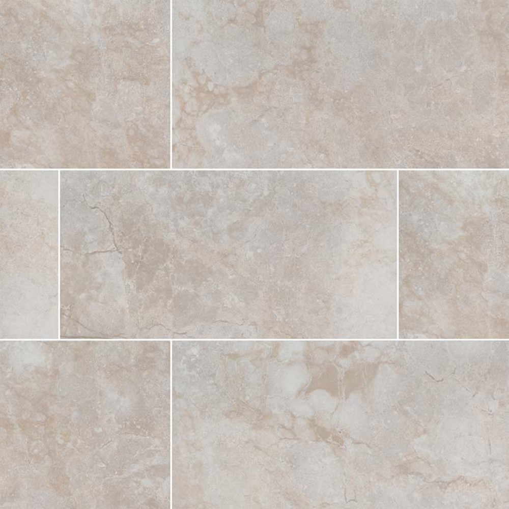 Essentials Ansello Ivory 12X24 Matte Ceramic Tile