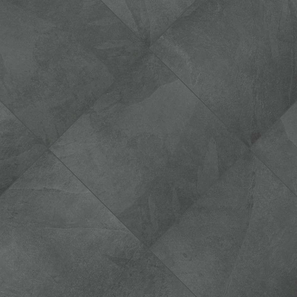 Legions Montauk Black 24X24 Matte Porcelain Tile