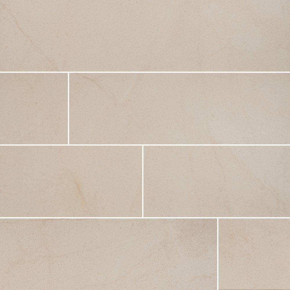 Livingstyle Cream 18X36 Matte Porcelain Tile