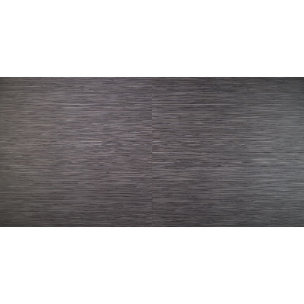 Metro Gris 12X24 Matte Rectified Porcelain Floor and Wall Tile