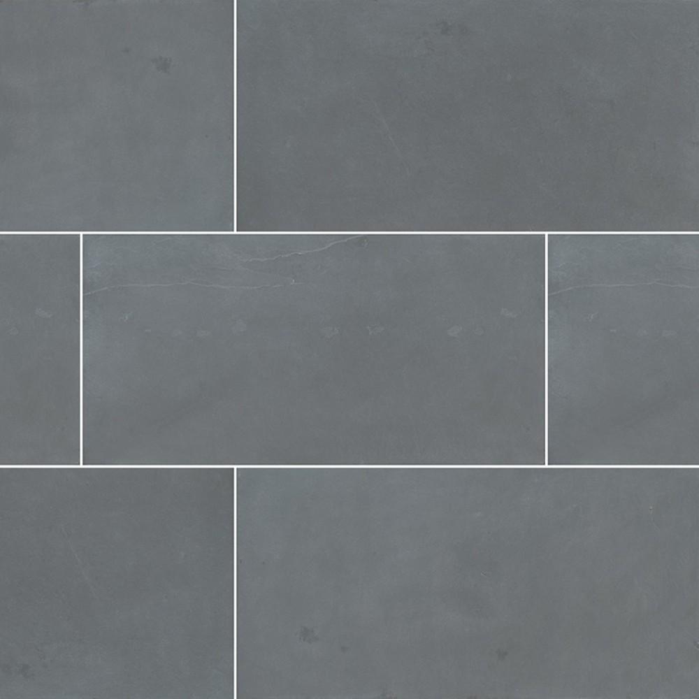 Montauk Blue 18x36 Gauged Slate Tile