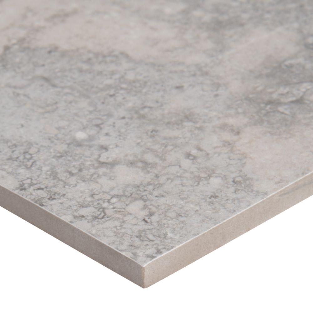 Napa Gray 12X24 Matte Ceramic Tile