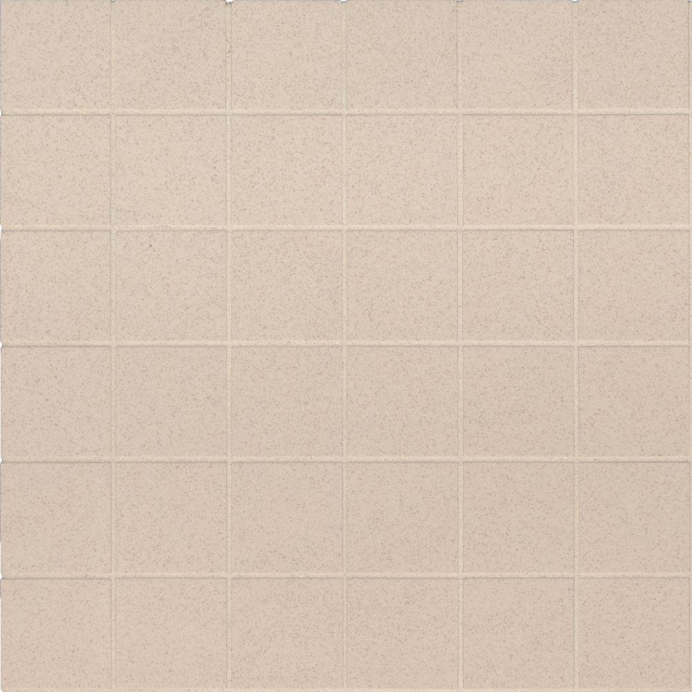 Optima Cream 2X2 Matte Ceramic Mosaic