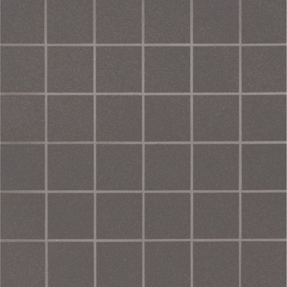 Optima Graphite 2X2 Matte Ceramic Mosaic