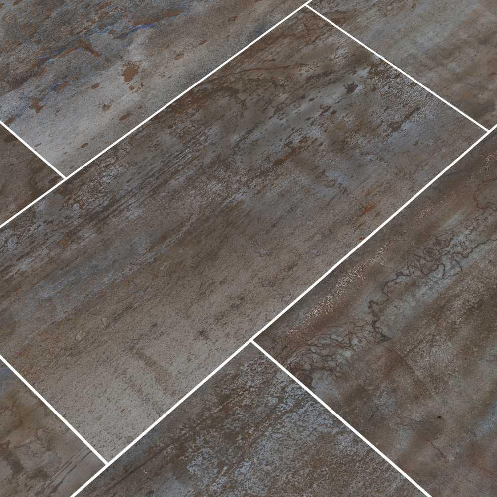 Oxide Iron 24X48 Matte Porcelain Tile