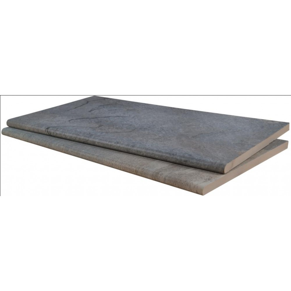 Pedra Azul 13X24 One Long Side Bullnose Pool Coping