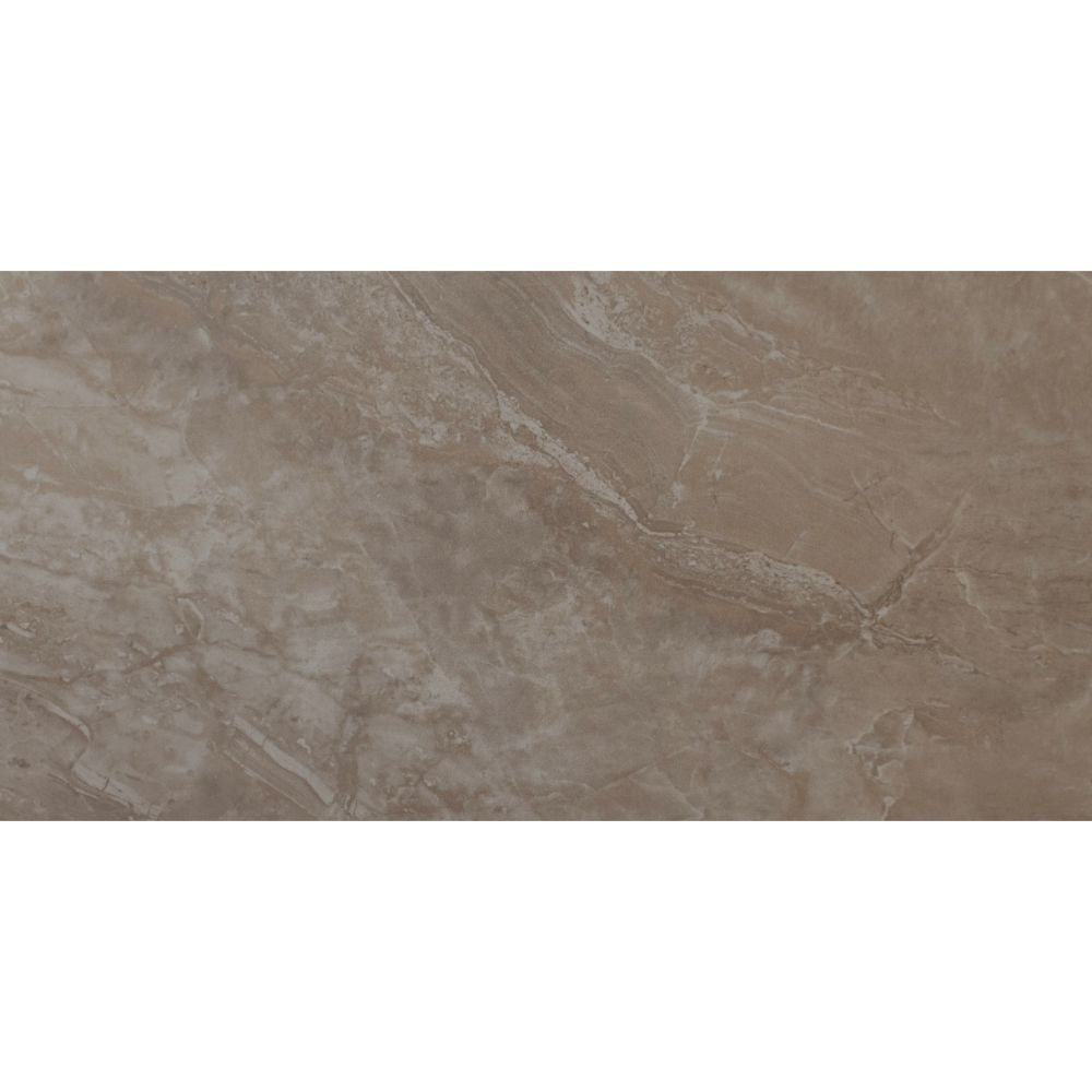 Pietra Pearl 12X24 Polished Porcelain Tile
