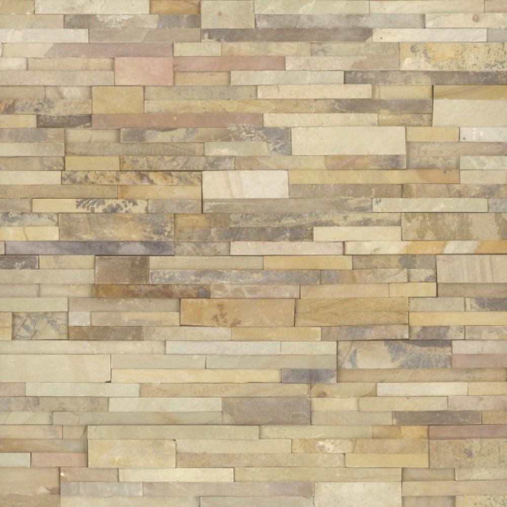 Sedona Fossil 6X24 Split Face Ledger Panel