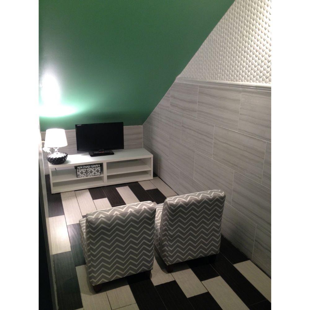 Sygma Ebony 6X24 Matte Ceramic Tile