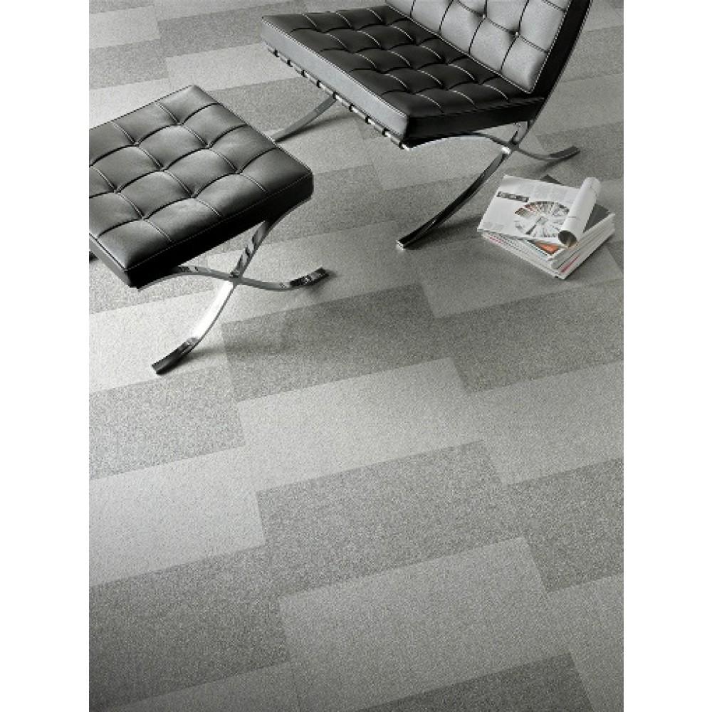 Tektile Hopasack Gray 12X24 Matte Porcelain Tile