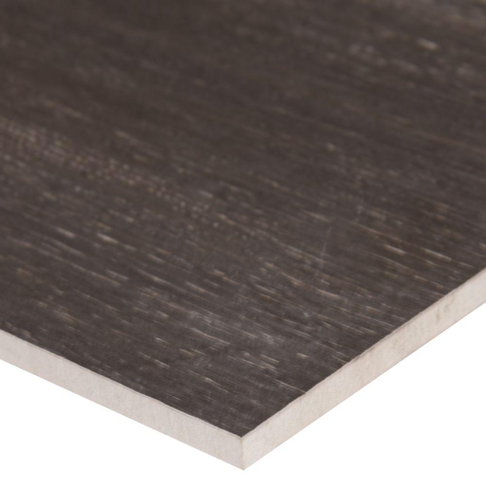 Turin Nero 12x24 Matte Ceramic Tile