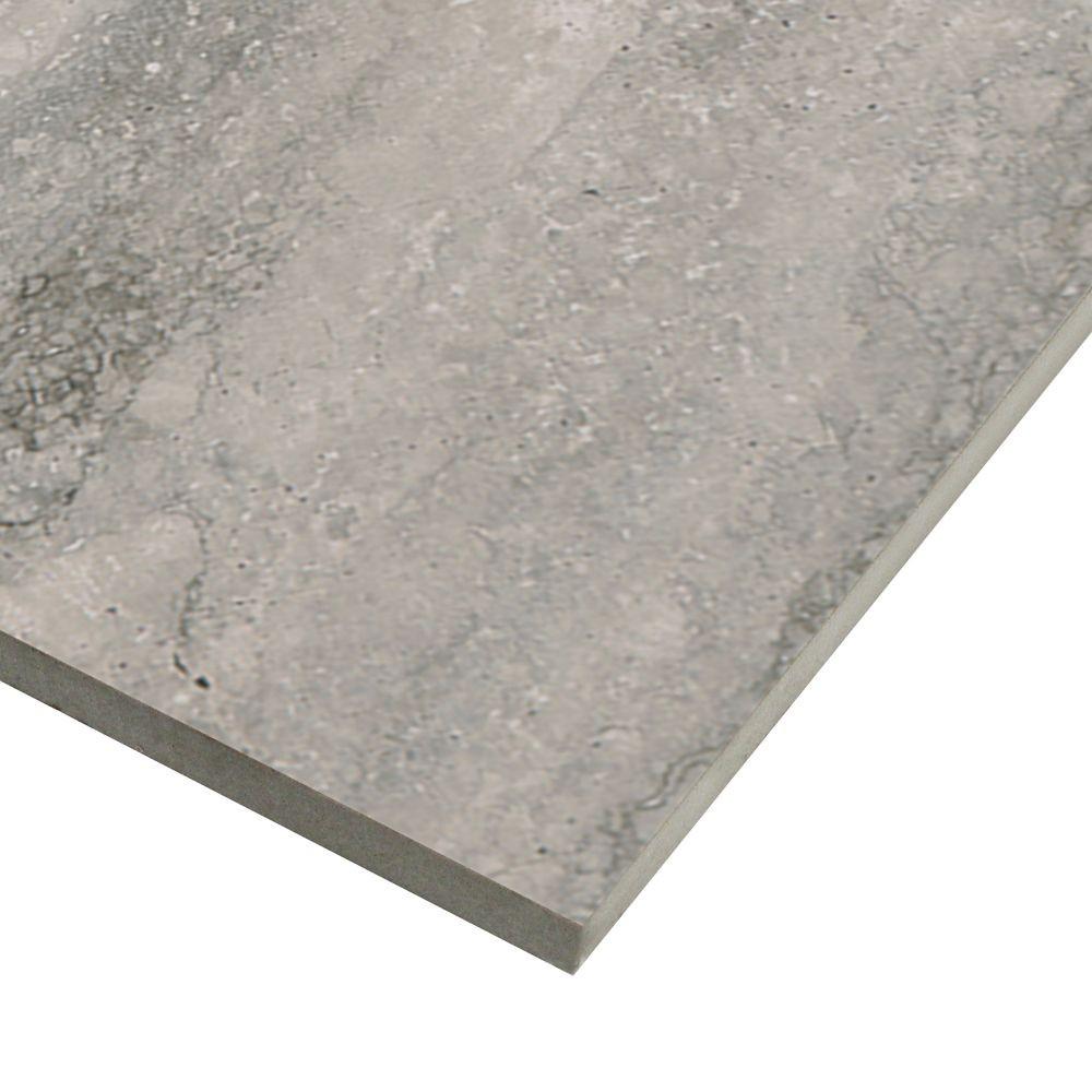 Veneto Gray 6X24 Matte Porcelain Tile