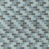 Majestic Ocean 1x2x4mm Crystallized