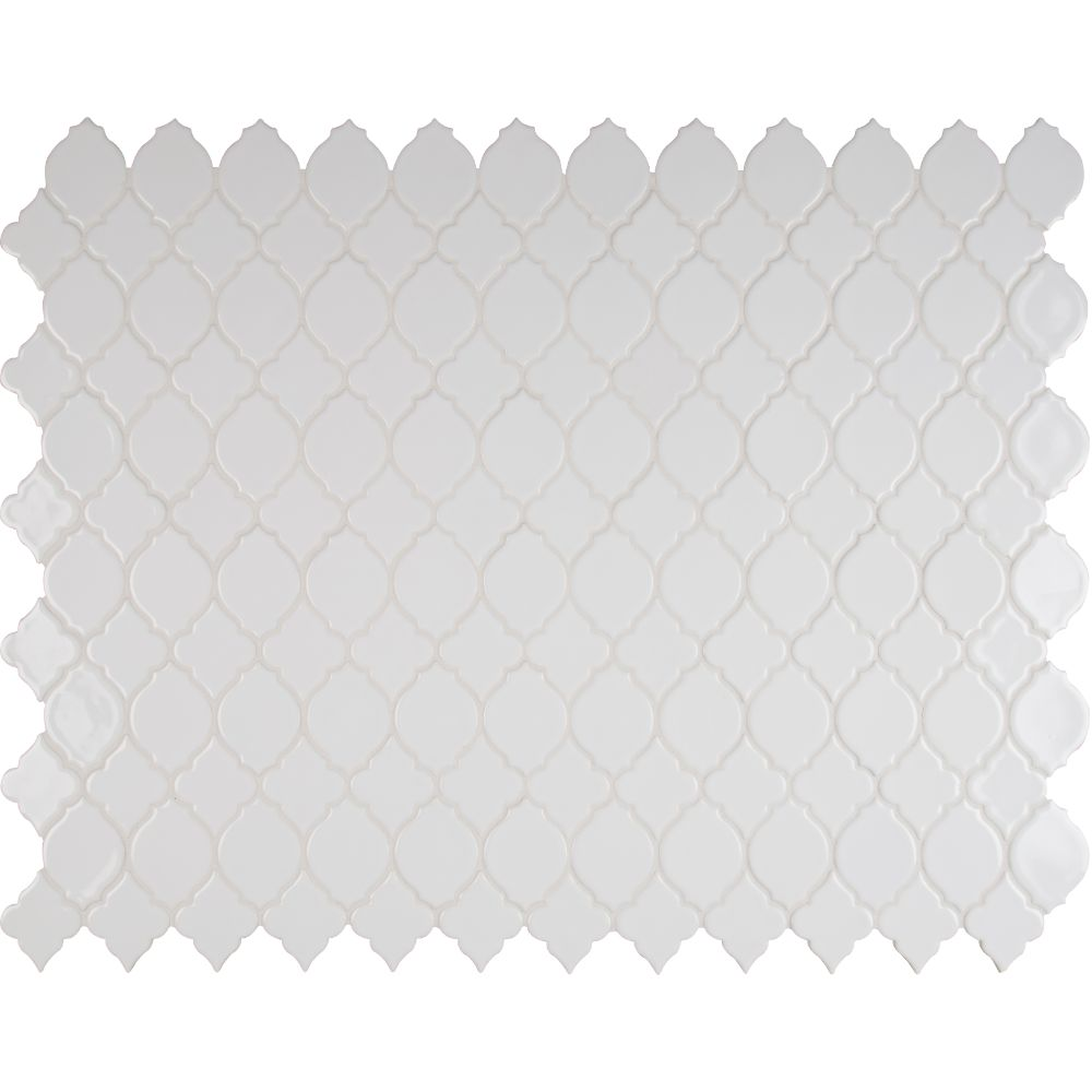 Denali Pattern 8mm Glossy Ceramic Tile