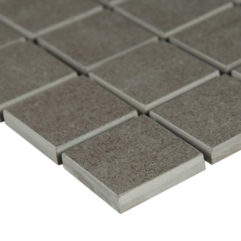 Dimensions Gris 2X2 Matte Porcelain Tile