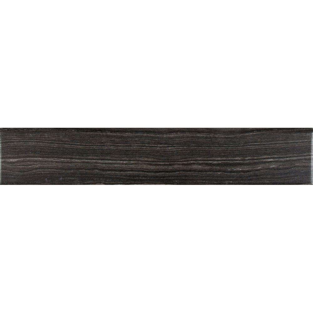 Eramosa Grey 3x18 Matte Bullnose