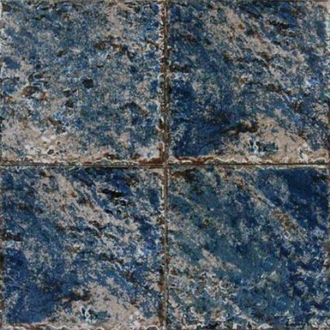 Galaxy Blue 6X6 Mattre Porcelain Tile